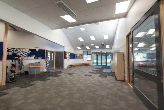 Flooring for Schools -vinyl-carpet-tiles-polished-concrete