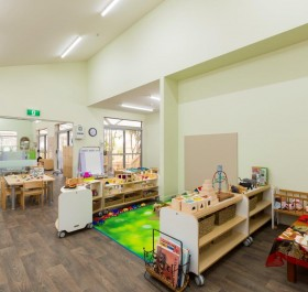 commercial flooring childcare centre auckland nz 1
